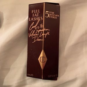 Charlotte Tilbury- 'Full Fat Lashes'. Mascara